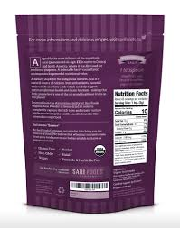 organic acai powder a delicious low glycemic berry containing