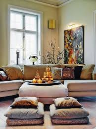 asian style seating with cushions like the floor pillows bbc