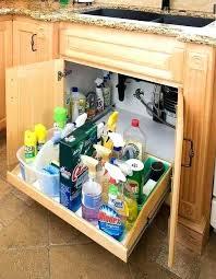 best under sink organizer under kitchen sink storage ideas magnificent under kitchen sink