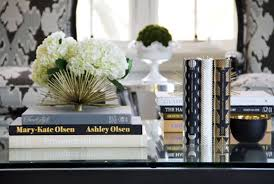 How To Decorate A Side Table Astonishing Decorating A Coffee Table