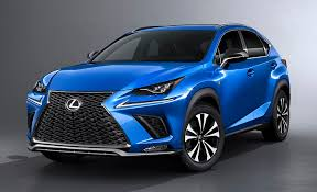 lexus suv pics lexus debuts refreshed 2018 nx suv in shanghai j d power cars