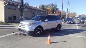 Ford Explorer Old - 12 year old struck by car in syracuse recovering no charges for