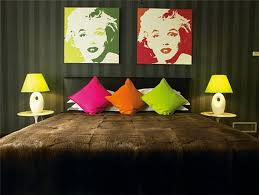 Pop Interior Design by 18 Chic Interior Designs Inspired By Pop Art