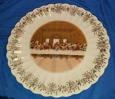 lord s supper plates tiara supper plate ebay