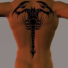 celtic chest scorpion again beautifully done scorpion s
