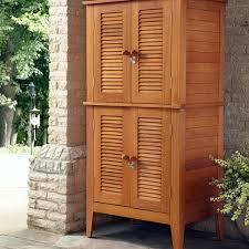 Storage Cabinet Home Styles Montego Bay Four Door Multi Purpose Storage Cabinet
