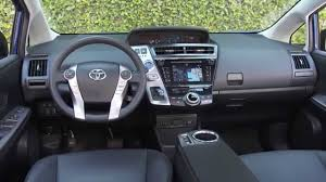 Interior Of Toyota Prius 2016 Toyota Prius V Interior Design Automototv Deutsch Youtube