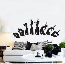 vinyl wall decal belly dance dancing girl woman stickers mural vinyl wall decal belly dance dancing girl woman stickers mural 143ig