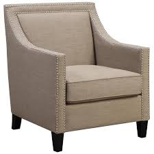 Nailhead Accent Chair Gorgeous Nailhead Accent Chair Maggie Navy Nailhead Barrel Back