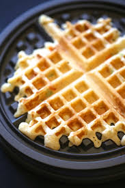 leftover thanksgiving brunch waffles with fried egg gravy