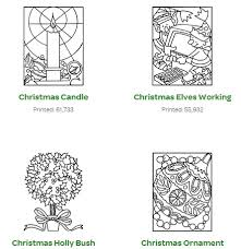 free christmas coloring pages frugal adventures