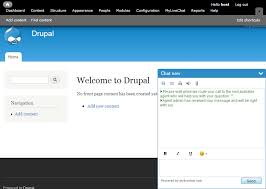 drupal live chat live chat for drupal drupal live chat plugin
