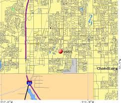 map of chandler az 85226 zip code chandler arizona profile homes apartments