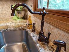 Stainless Steel Sink With Bronze Faucet Available Now Stainless Steel Sink In A Copper Finish Oil Rubbed