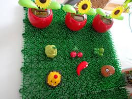 the felt mouse 6th birthday plants vs zombies party