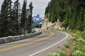 scenic byway photo 81834 chinook scenic byway curve america s byways