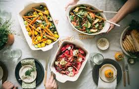 3 delicious healthy vegetarian thanksgiving side dishes
