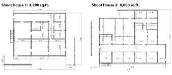 multiple family house plans live fire urban combat compound t1g