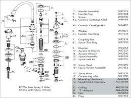 glacier bay kitchen faucet replacement parts glacier bay kitchen faucet parts salevbags