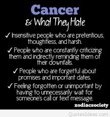 Cancer Horoscope Memes - cancer zodiac quotes cards tumblr 2018 buyretina us