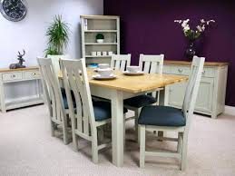 oak kitchen table and chairs painted oak chairs vivoactivo com