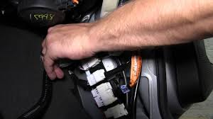 installation of a trailer wiring harness on a 2008 nissan frontier
