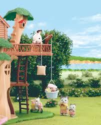 Sylvanian Families Garden Playground детский игровой набор Sylvanian Families