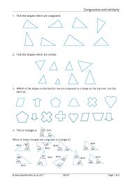 Symmetrical Shapes Worksheets Latest Resources Teachit Maths