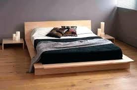 japanese style bed frame u2013 vansaro me