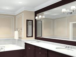 small bathroom mirror amlvideo com bathroom mirror ideas for small pinterest with molding on wallsmall mirrors lights vanity