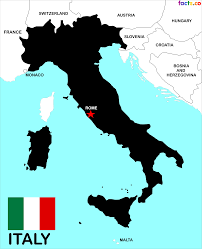 France Map With Cities by Italy Map Blank Political Italy Map With Cities