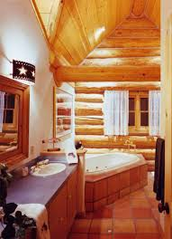 bathroom designs by rocky mountain log homes u2014 style estate