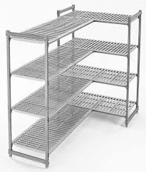 etagere cuisine metal étagère contemporaine en métal professionnelle pour cuisine