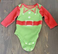 diy ugly christmas sweater for baby refunk my junk