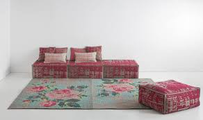 Cushion Rugs Canevas Collection By Charlotte Lancelot For Gan Rugs