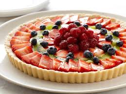 fresh fruit tart recipe paula deen food network