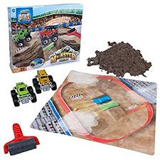 amazon play dirt monster truck rally unique play dirt