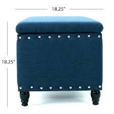 Target Ottomans Blue Storage Ottoman Target Ottomans Living Room Furniture Bobs