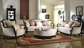round living room furniture furniture formal living room sofa