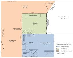 Floor Plans For Granny Flats Apartment Unit Granny Flat At 1123 Cabrillo Circle Vista Ca