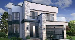 contemporary modern house plans contemporary house plans small cool modern home designs by thd