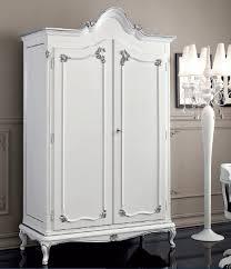 guardaroba due ante armadio bianco classico in stile dec祺 guardaroba a due ante