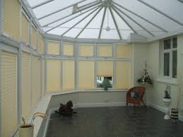 perfect fit conservatory pleated blinds baileys blinds