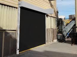 resource industries garage door high performance commercial doors performax global