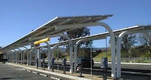 s solar trees due to bloom this treehugger