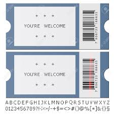 template picture of concert ticket template concert ticket template