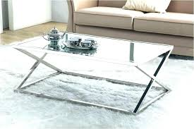 acrylic and glass coffee table clear coffee tables clear acrylic coffee table large square glass