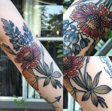 72 best tattoos images on pinterest texas tattoos wildflower