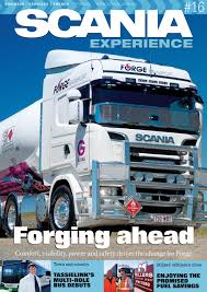 scania experience australia 16 june 2016 by scania australia issuu