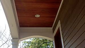 Beadboard Porch Ceiling by Porch Beadboard Oiled Connecticut Power Washing